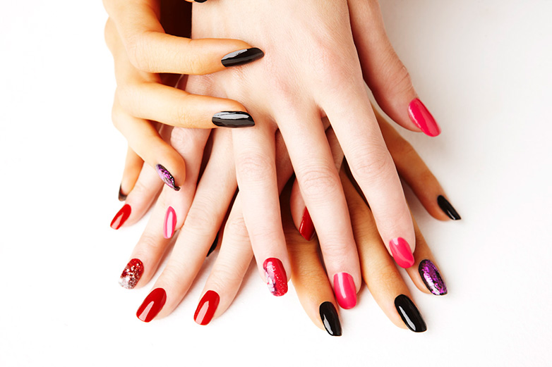 Bio Sculpture Gel, nail grooming treatments shellac