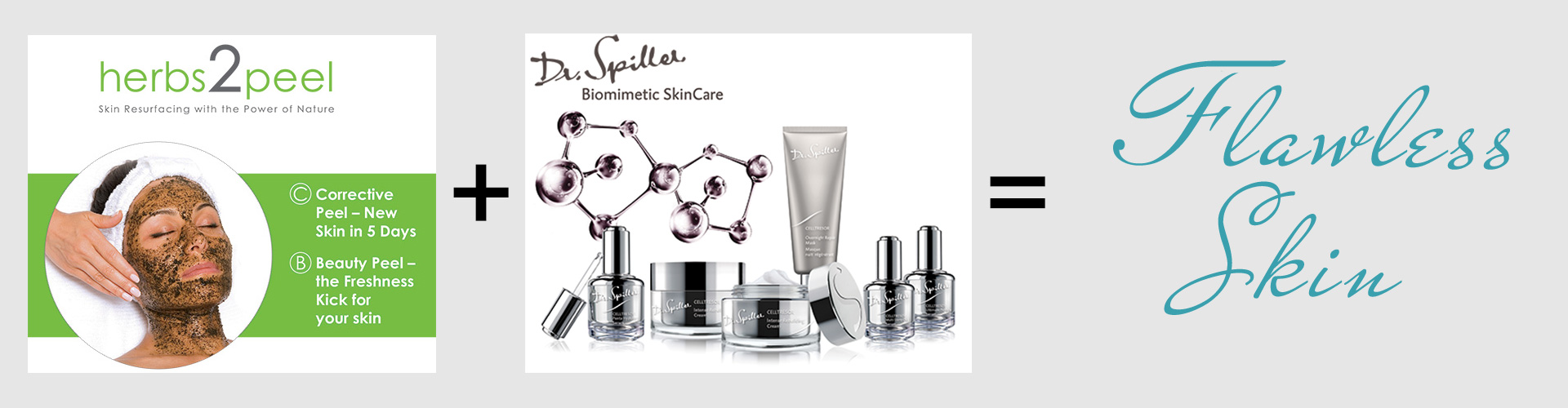 Herbal Aktiv Peel Plus Dr Spiller = Flawless Skin